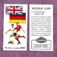 8th World Cup England 1966 17